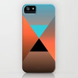 Triangle 4 iPhone Case