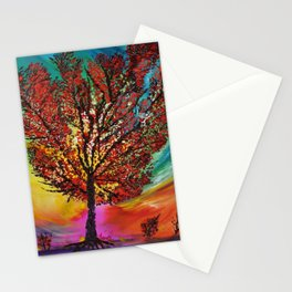 The Wow Tree Stationery Cards