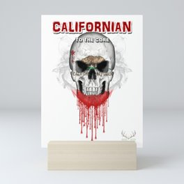 To The Core Collection: California Mini Art Print