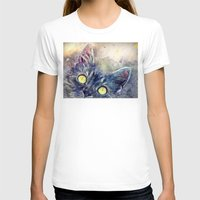 kitty T-shirts featuring Kitty by jbjart