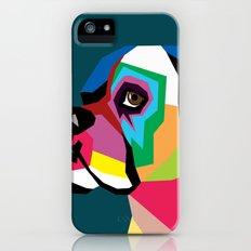 dog iPhone (5, 5s) Slim Case