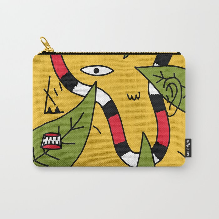 Le Camouflage Carry-All Pouch