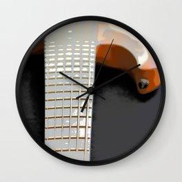 Morphed Portrait of an Ltd Wall Clock