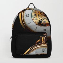 vintage clock_24 Backpack