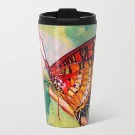 Butterfly Song Travel Mug