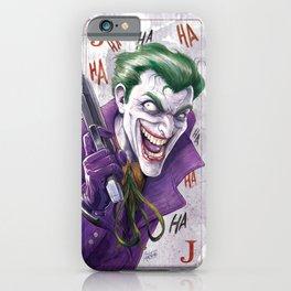 Joker NYCC 2015 iPhone Case