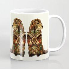Golden Retriever ivory Mug