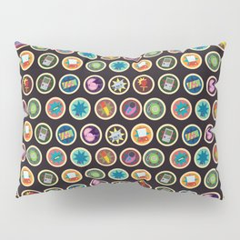 Toys, Games and Candy Pillow Sham
