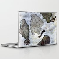 ship Laptop & iPad Skins featuring Ship by Andreas Derebucha