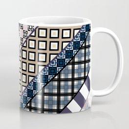 Folk craft , patchwork Coffee Mug