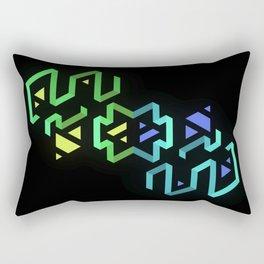 Duo Rectangular Pillow