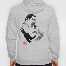 freddy mercury 05 Hoody