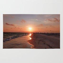 Siesta Key Sunset Rug