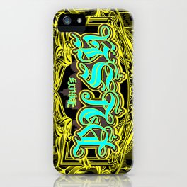 Philly Crest  iPhone Case