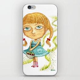 Anita iPhone Skin