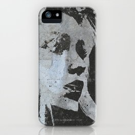 'in the mourn iPhone Case