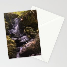 Long exposure of Trillium Falls Stationery Cards