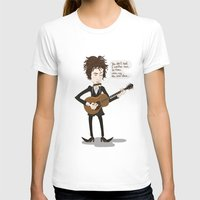 dylan T-shirts featuring Dylan by AnaMF