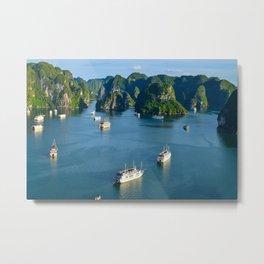 Halong Bay - Landscape Metal Print
