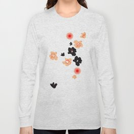 spotted blooms Long Sleeve T-shirt