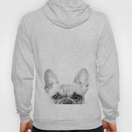 Bruno The French Bulldog Hoody