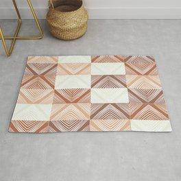 Mudcloth Tiles 02 #society6 #pattern Rug