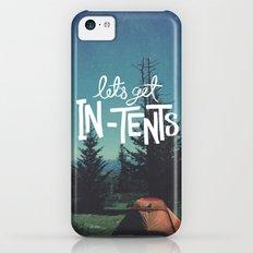 Let's Get In-Tents Slim Case iPhone 5c