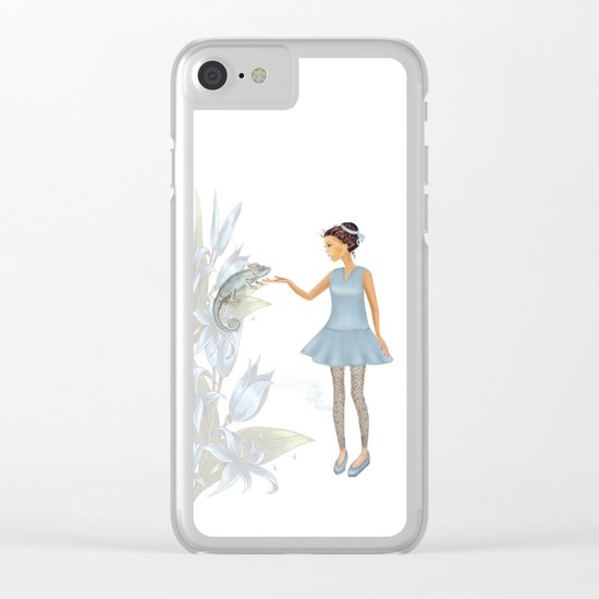 Meeting Clear iPhone Case