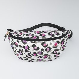 Pink and Purple Cheetah Fanny Pack