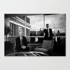 Madmen of Seattle Canvas Print