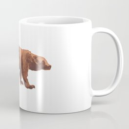Les Animaux: Wolverine(s) Coffee Mug