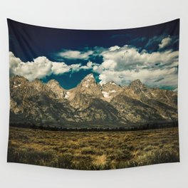 Mountain Summer Escape Wall Tapestry