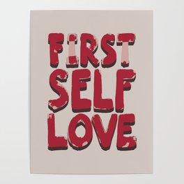 Self love Poster
