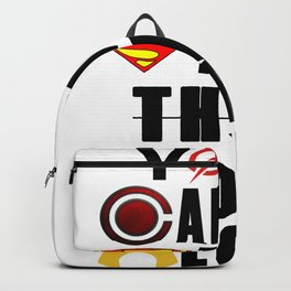 league justice Backpack