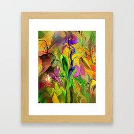 Abstract 070313 Framed Art Print