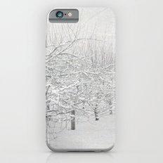 Winter Apple Orchard Slim Case iPhone 6s