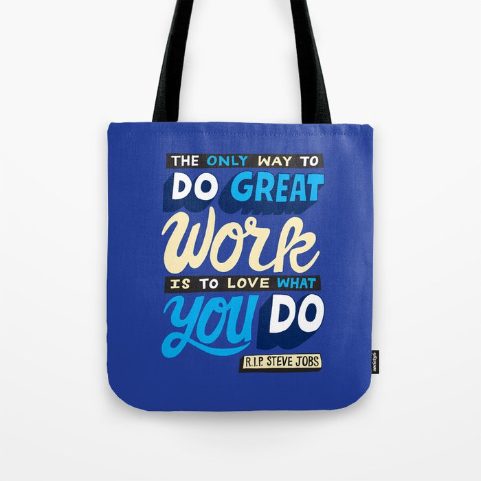 RIP Steve Jobs Tote Bag