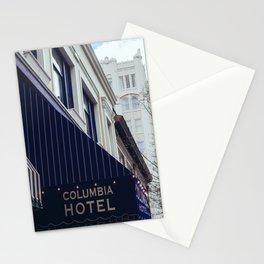 Columbia Hotel - Ashland, OR Stationery Cards