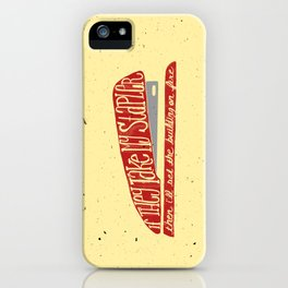 Office Space iPhone Case