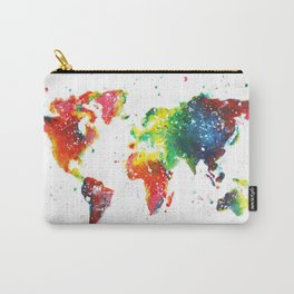 Paint The World With Your Spirit Carry-All Pouch