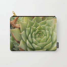 Hens and Chicks Plant Carry-All Pouch