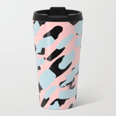 Pattern 615 Metal Travel Mug