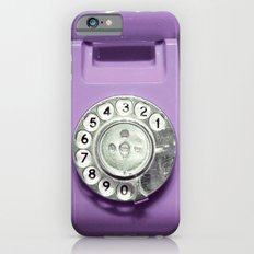 OLD PHONE - VIOLET EDITION for Iphone Slim Case iPhone 6