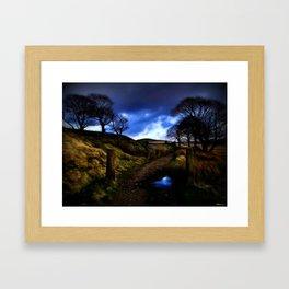 The Causeway Framed Art Print