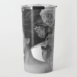 White Dream Travel Mug