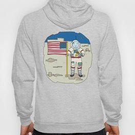 Moon Astronaut 1969 Hoody