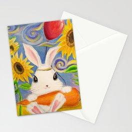 Dreamland Bunny Stationery Cards