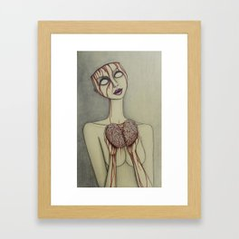 You're Always on My Mind Framed Art Print