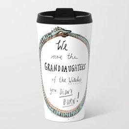 Ouroboros of the Witches Travel Mug