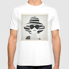 Snapshot (black & white) T-shirt